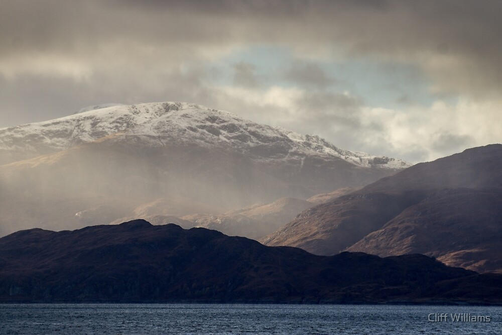Loch Leven by Cliff Williams