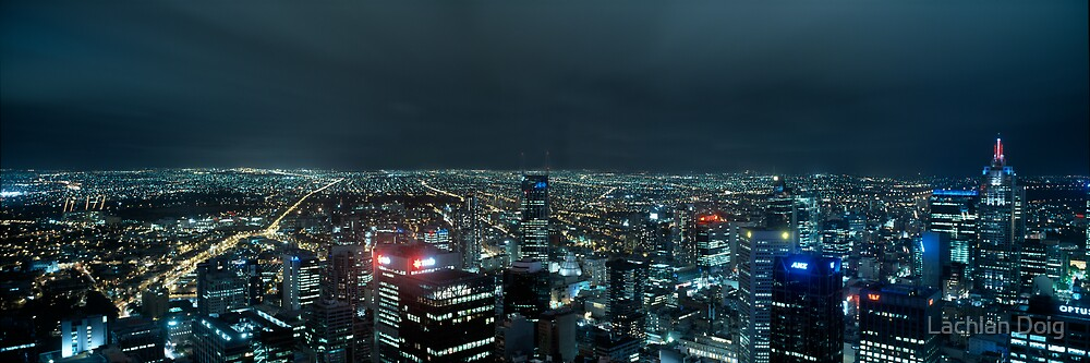 Night Lights by Lachlan Doig