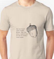 Bilbo Acorn Unisex T-Shirt
