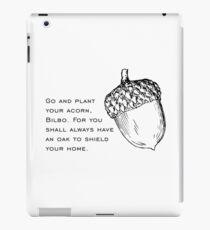 Bilbo Acorn iPad Case/Skin