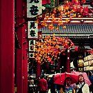 Autumn in Japan:  Walking in the Rain by Jen Waltmon