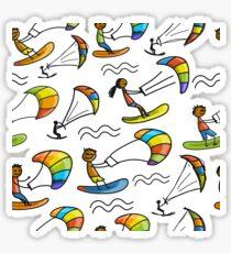 Kiteschool Sticker