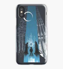 Elf Night Council  iPhone Case