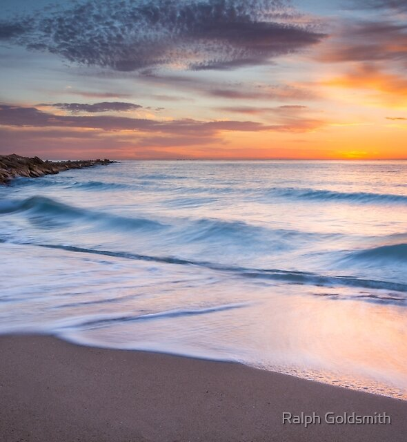 Here comes the sunrise by Ralph Goldsmith