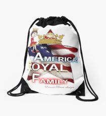 America's Royal Family Book Collection  Rucksackbeutel