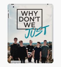 why Don't We Poster iPad Case/Skin