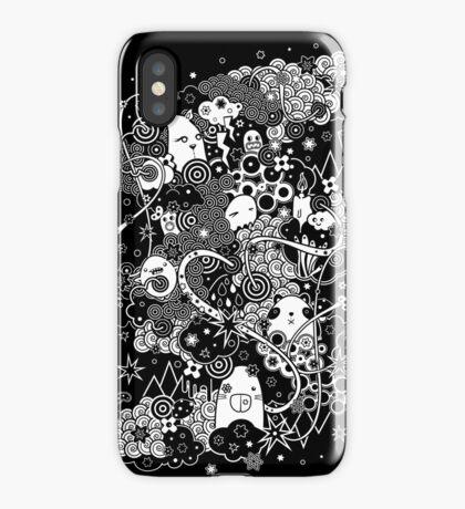 Pandamonium iPhone Case/Skin