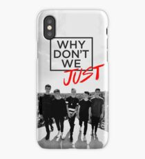Why Don't We Boys iPhone Case/Skin
