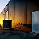 Golden Light Factory by Bruce  Watson