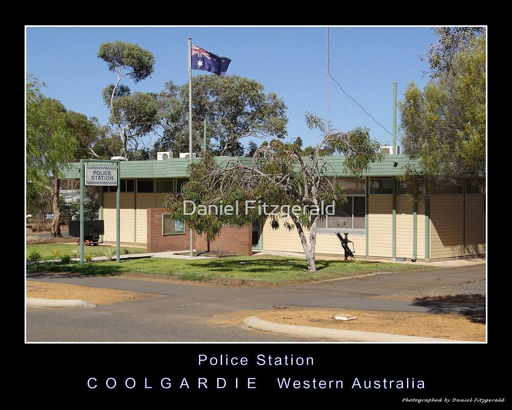 Coolgardie Police Station by Daniel Fitzgerald