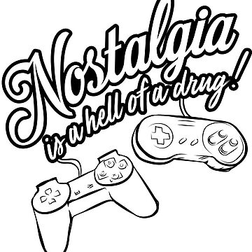 Nostalgia is a hell of a drug -  Retro Gamer by Nocturnalcultur