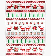 Traditional Christmas Poster