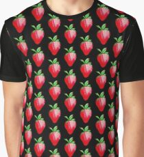 Strawberry kiss Graphic T-Shirt