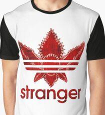 Stranger Things Adidas Graphic T-Shirt