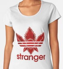 Stranger Things Adidas Women's Premium T-Shirt