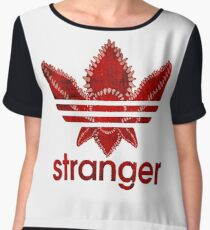 Stranger Things Adidas Women's Chiffon Top