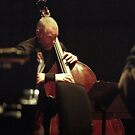Dave Holland by Joe Glaysher
