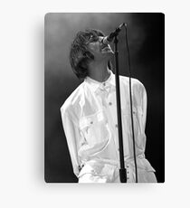 Liam Gallagher Knebworth  Canvas Print