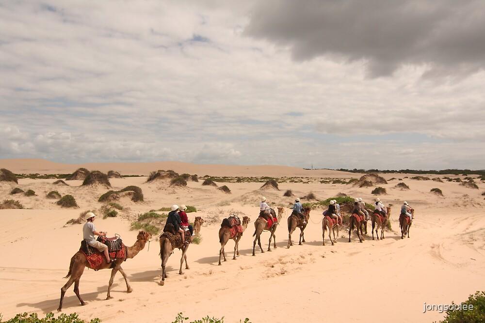 desert tour by jongsoolee
