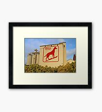 Dingo Flour Mill  Framed Print
