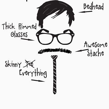 Hipster Starter Kit by bmosborn