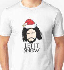 Let It Snow Game T-Shirt