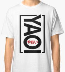 YAOI Classic T-Shirt