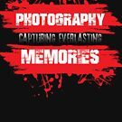 Photography Capturing Everlasting Memories Design by Shannon Rogers