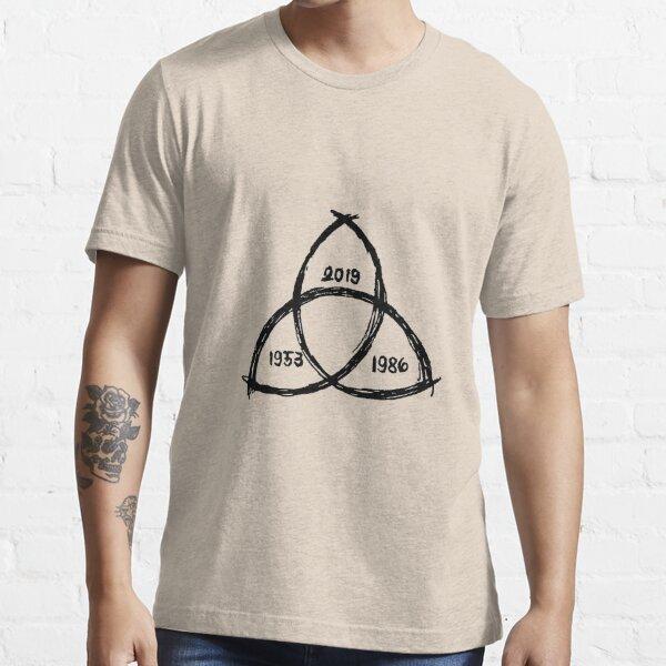 Dark Time Zone Essential T-Shirt
