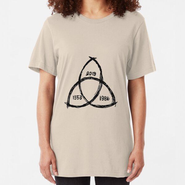 Dark Time Zone Slim Fit T-Shirt