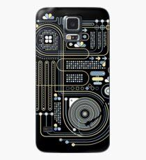 Circuit 02 Case/Skin for Samsung Galaxy