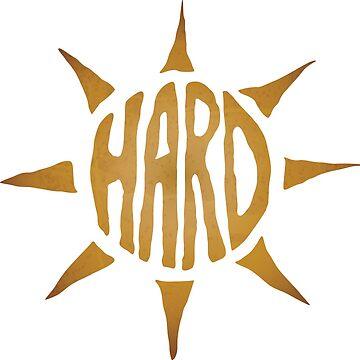 Hard Sun by mattreno