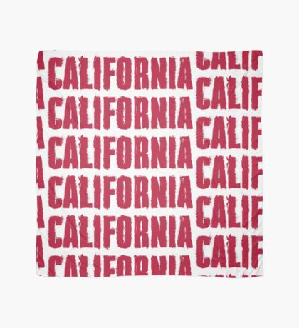 California Distressed Style Scarf