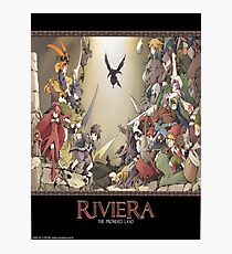 Riviera The Promised Land Merc Photographic Print