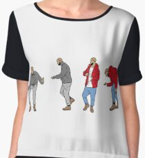 Drake hotlinebling  Women's Chiffon Top