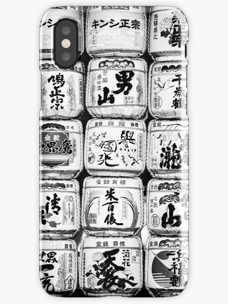 Sake Casks by SofiaAlves