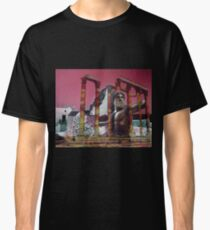 Old Greece, ruin, statue Classic T-Shirt