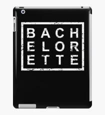 Stylish Bachelorette iPad Case/Skin