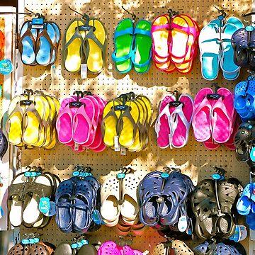Sandals by imagetj