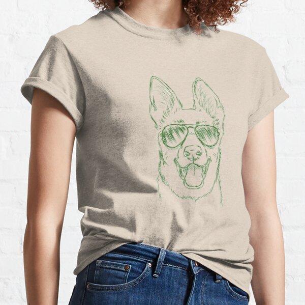 Cool GSD Sketch Classic T-Shirt