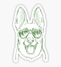 Cool GSD Sketch Sticker