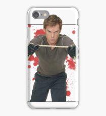 Dexter Morgan iPhone Case/Skin