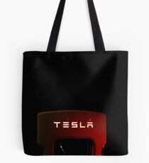 Tesla Supercharger Tote Bag