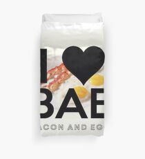 BAE (Bacon & Eggs) Duvet Cover