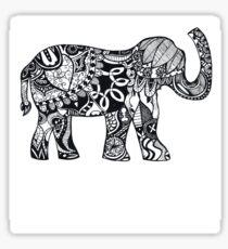 The Lucky Elephant Sticker