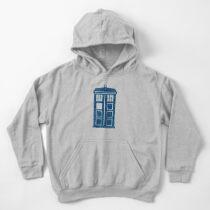 Sudadera con capucha para niños TARDIS