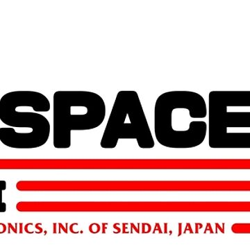 Hosaka Ono-Sendai Cyberpace 7 (Black Horizontal version) by philstrahl