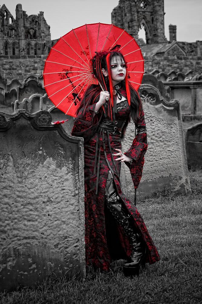 Gothic Geisha by Kerry Lunt