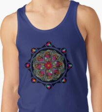Camiseta de tirantes  8 Rose Window