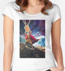 The Ten Commandments Women's Fitted Scoop T-Shirt